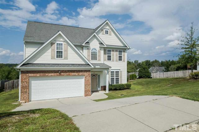 601 Bellefont Court, Knightdale, NC 27545 (#2152881) :: The Jim Allen Group