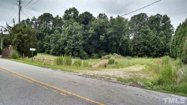 0 Bosco Road, New Hill, NC 27562 (MLS #2152902) :: ERA Strother Real Estate