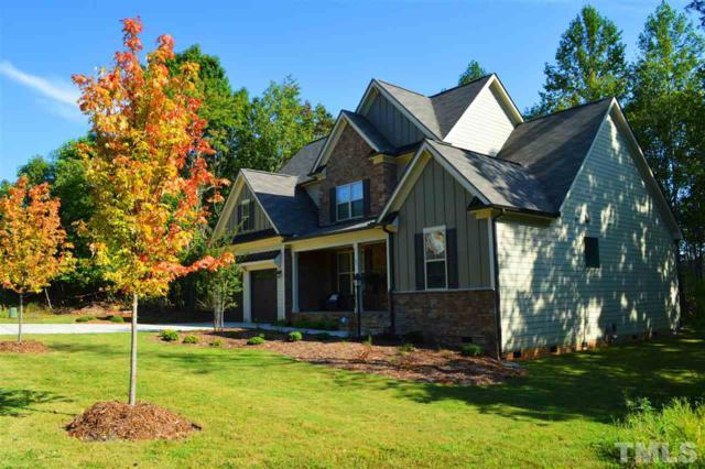 77 Bellemont Ridge Road, Pittsboro, NC 27312 (MLS #2152922) :: ERA Strother Real Estate