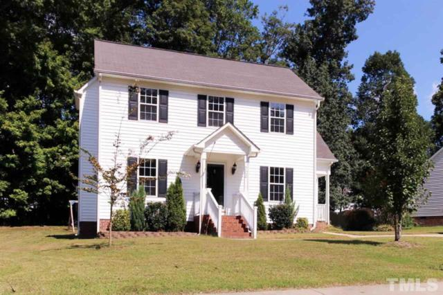 702 Southampton Drive, Knightdale, NC 27545 (#2152941) :: The Jim Allen Group