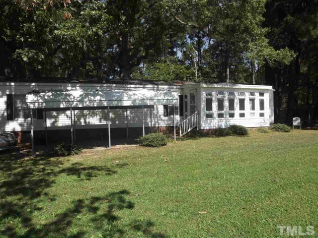 1151 Morphus Bridge Road, Wendell, NC 27591 (#2152966) :: The Jim Allen Group