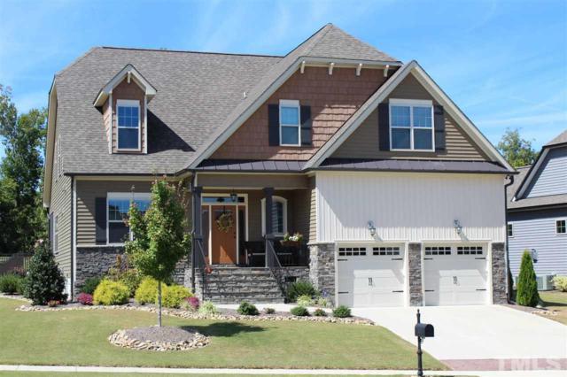 450 Bendemeer Lane, Rolesville, NC 27571 (#2152974) :: The Jim Allen Group