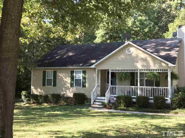 312 Sandy Bottom Court, Clayton, NC 27520 (#2152983) :: The Jim Allen Group