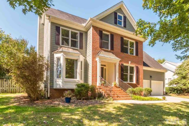 317 Sunset Creek Circle, Chapel Hill, NC 27516 (#2152990) :: The Jim Allen Group