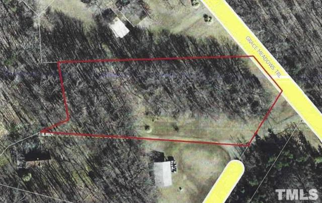 Lot 19 Grace Meadows Trail, Bullock, NC 27507 (#2153021) :: Rachel Kendall Team
