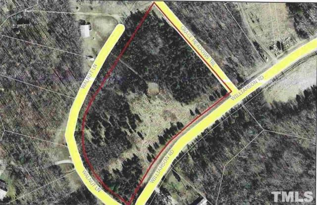Lot 14 Whippoorwill Ridge Road, Bullock, NC 27507 (#2153028) :: Raleigh Cary Realty