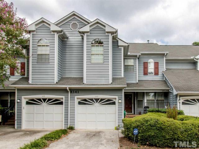 8341 Hempshire Place #102, Raleigh, NC 27613 (#2153142) :: Rachel Kendall Team, LLC