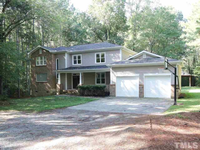 751 Wooded Lake Drive, Apex, NC 27523 (#2153582) :: The Jim Allen Group