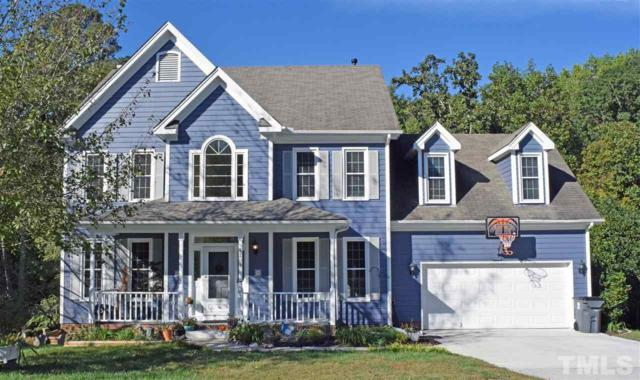 1209 Oak Crest Drive, Knightdale, NC 27545 (#2153625) :: Raleigh Cary Realty