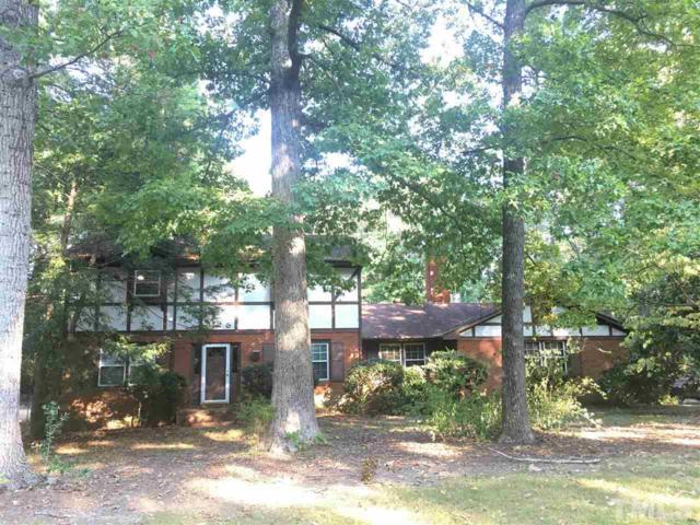 5126 Lansdowne Drive, Durham, NC 27712 (#2153640) :: The Jim Allen Group