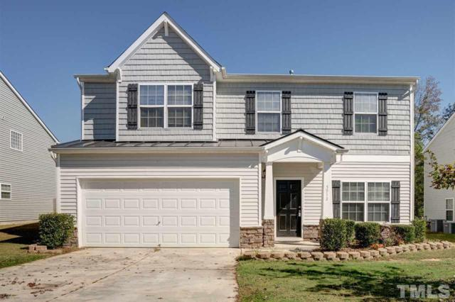 5912 Sandpiper Farm Lane, Wendell, NC 27591 (#2153793) :: The Abshure Realty Group