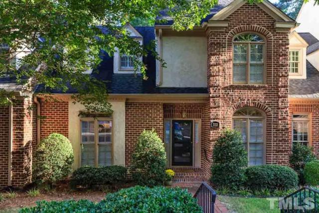3321 Ridgecrest Court, Raleigh, NC 27607 (#2153949) :: Raleigh Cary Realty