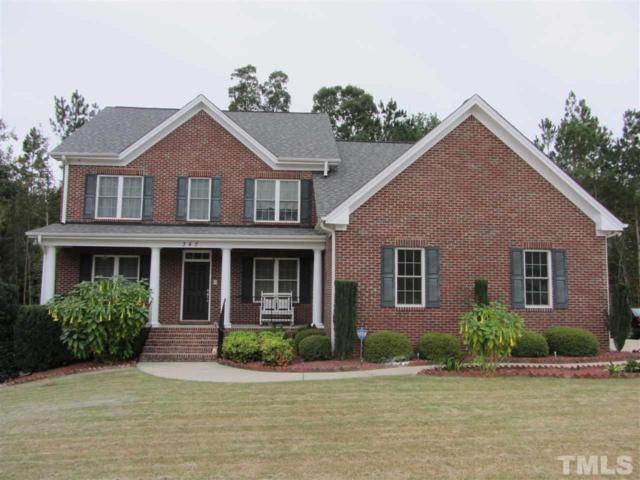 342 Tayside Street, Clayton, NC 27520 (#2154022) :: The Abshure Realty Group