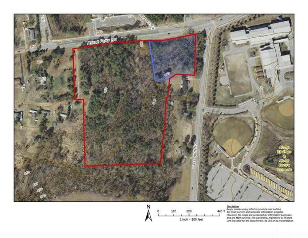 1601 (Lot A) Avent Ferry Road, Holly Springs, NC 27540 (#2154034) :: Rachel Kendall Team, LLC