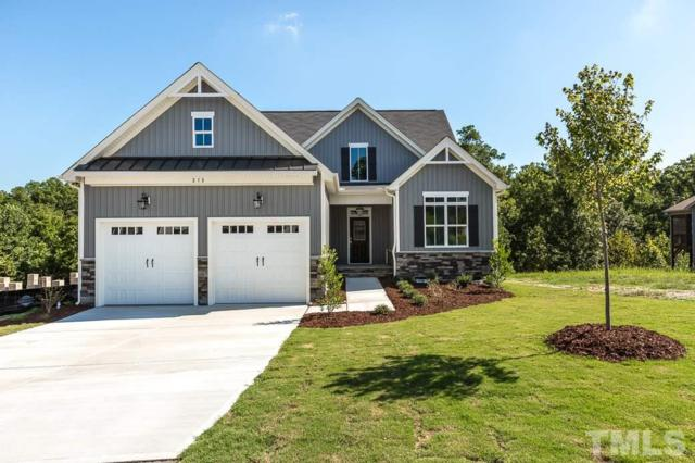 110 Sweet Birch Avenue, Zebulon, NC 27597 (#2154498) :: Rachel Kendall Team, LLC