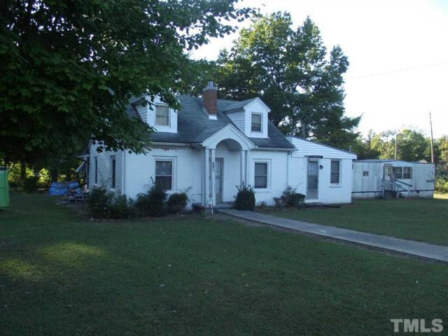 563 N Main Street, Franklinton, NC 27525 (#2154529) :: The Jim Allen Group