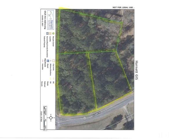 Lot 33-36 Pine Street, Lillington, NC 27546 (#2154542) :: Rachel Kendall Team, LLC