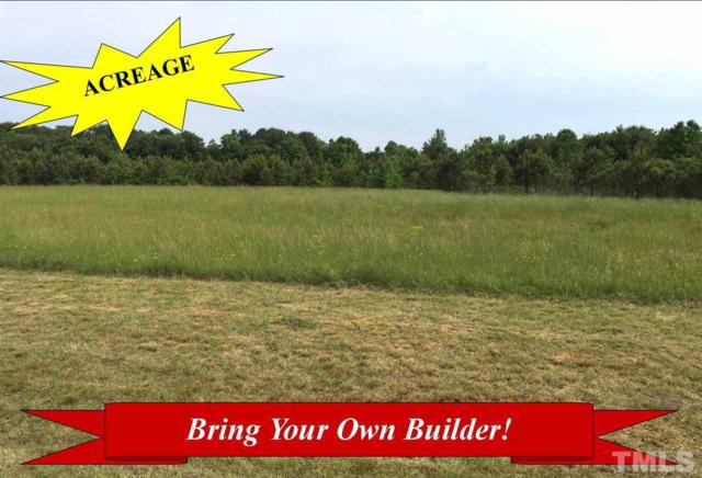 204 Otter Hole Drive, Kenly, NC 27542 (#2154546) :: Morgan Womble Group