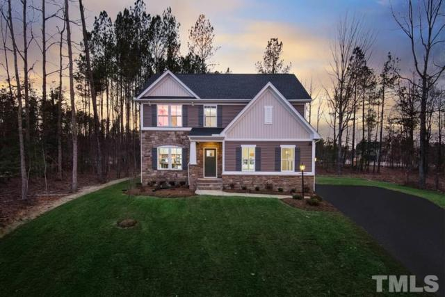 3621 Regent Pines Drive, New Hill, NC 27562 (#2154558) :: The Jim Allen Group