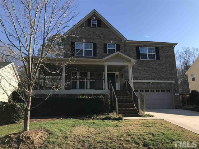 8628 Forester Lane, Apex, NC 27539 (#2154673) :: The Abshure Realty Group