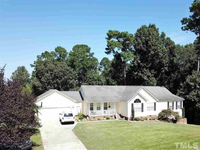 321 Riverstone Drive, Clayton, NC 27527 (#2154737) :: The Jim Allen Group