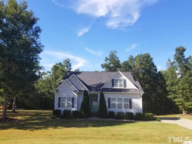 122 Conifer Court, Wendell, NC 27591 (#2154807) :: Triangle Midtown Realty