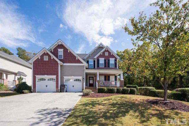 1952 Grace Point Road, Morrisville, NC 27560 (#2154980) :: Triangle Midtown Realty