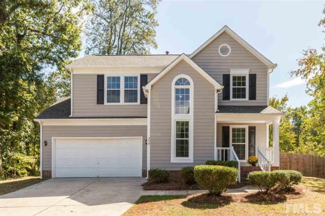 908 Silent Retreat Lane, Knightdale, NC 27545 (#2155264) :: Triangle Midtown Realty