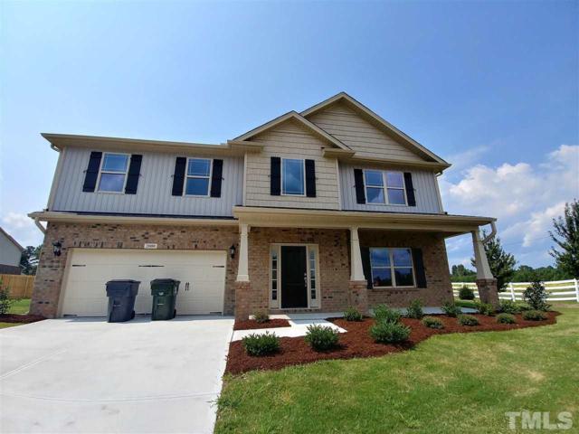 2000 Bunnfield Drive Lot 01, Zebulon, NC 27597 (#2155328) :: Rachel Kendall Team, LLC