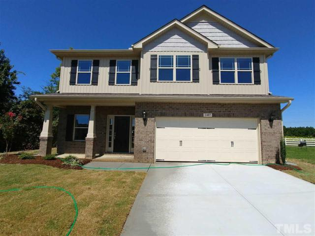 2407 Sandare Drive Lot 09, Zebulon, NC 27597 (#2155329) :: Rachel Kendall Team, LLC