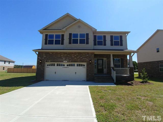 2404 Sandare Drive Lot 06, Zebulon, NC 27597 (#2155330) :: Rachel Kendall Team, LLC