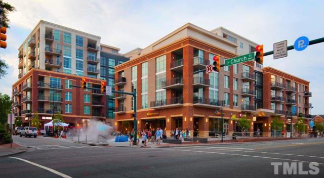 140 W Franklin Street #308, Chapel Hill, NC 27516 (#2155378) :: Raleigh Cary Realty