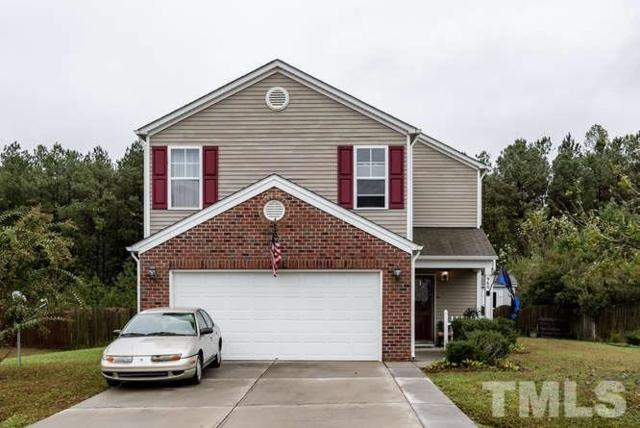960 Mailwood Drive, Knightdale, NC 27545 (#2155439) :: Triangle Midtown Realty