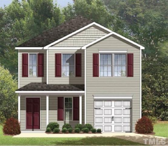 7044 Pebble Brook Way, Rocky Mount, NC 27804 (#2155500) :: The Abshure Realty Group