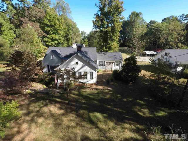 717 S Fifth Street, Mebane, NC 27302 (#2155505) :: Triangle Midtown Realty