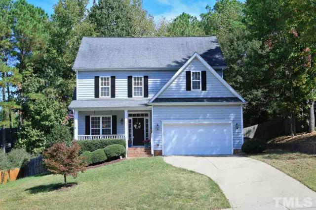 8512 Parlange Woods Lane, Wake Forest, NC 27587 (#2155570) :: Rachel Kendall Team, LLC