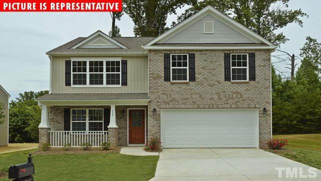 5856 Sandpiper Farm Lane, Wendell, NC 27591 (#2155661) :: Triangle Midtown Realty