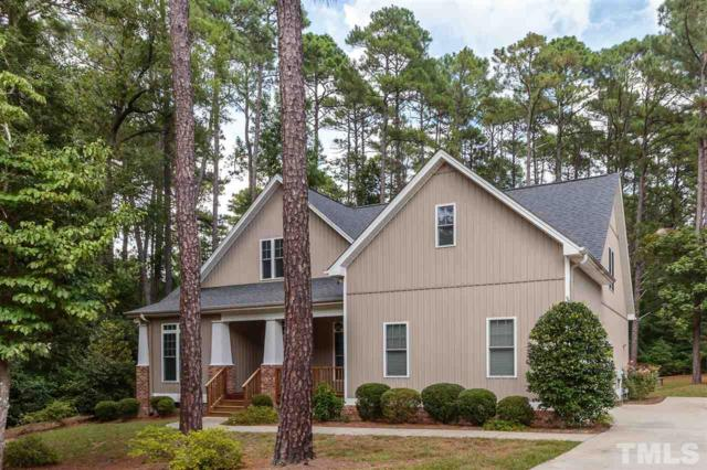 10 Goldenrod Drive, Whispering Pines, NC 28327 (#2155662) :: The Jim Allen Group