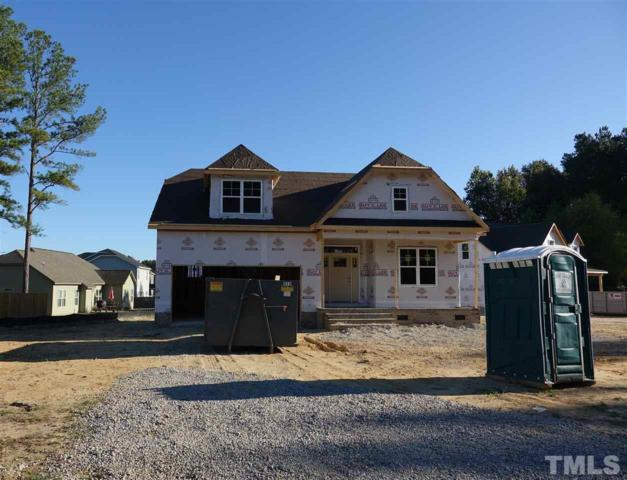 505 Raymond Drive, Wendell, NC 27591 (#2155733) :: Triangle Midtown Realty