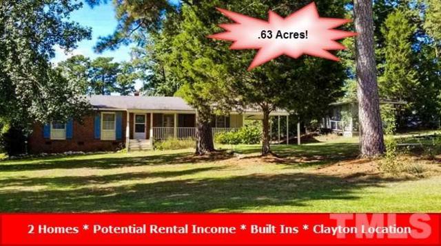 502 John Street, Clayton, NC 27520 (#2155767) :: Raleigh Cary Realty
