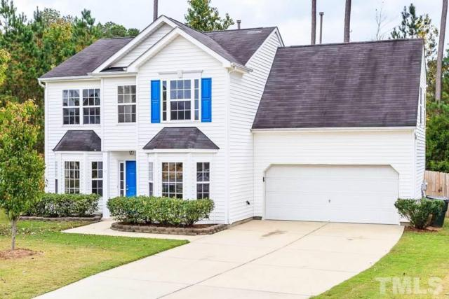 345 Indian Branch Drive, Morrisville, NC 27560 (#2155796) :: Triangle Midtown Realty
