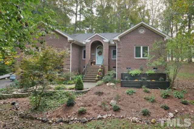 1095 Woodland Church Road, Wake Forest, NC 27587 (#2155897) :: The Jim Allen Group