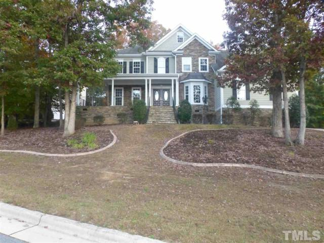 3600 Thorndike Drive, Wake Forest, NC 27587 (#2155958) :: The Perry Group