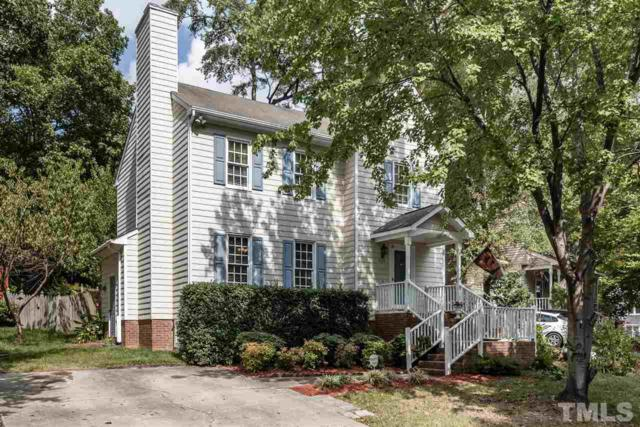 5017 Royal Dornoch Drive, Raleigh, NC 27604 (#2156063) :: Triangle Midtown Realty