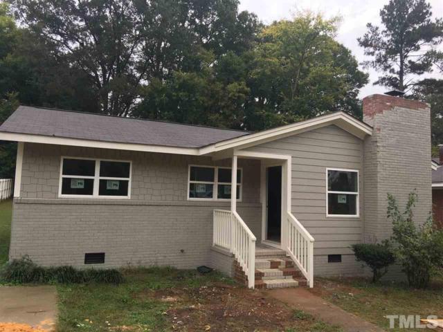 821 Coleman Street, Raleigh, NC 27610 (#2156111) :: The Jim Allen Group