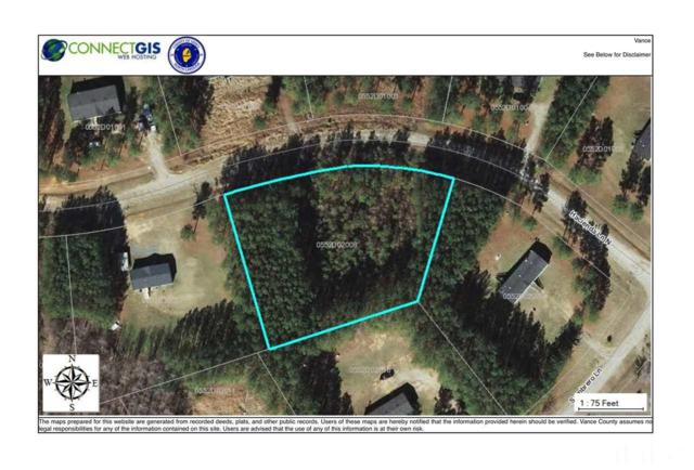 Lot 50 N Hacienda Lane, Henderson, NC 27537 (#2156116) :: The Jim Allen Group
