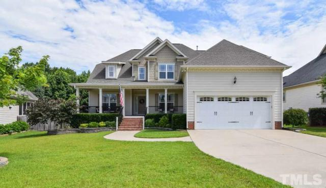 1335 Stone Lion Drive, Fuquay Varina, NC 27526 (#2156119) :: The Jim Allen Group
