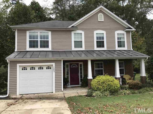 1505 Essexwood Drive, Fuquay Varina, NC 27526 (#2156145) :: The Abshure Realty Group