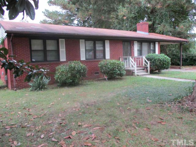 513 Bailey Drive, Raleigh, NC 27610 (#2156189) :: Triangle Midtown Realty