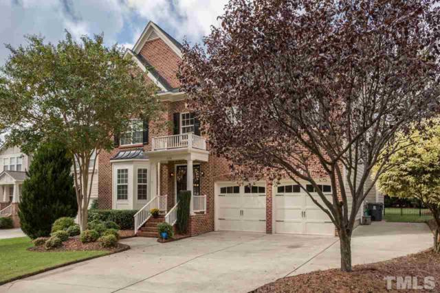 112 Cross Oaks Place, Holly Springs, NC 27540 (#2156220) :: Triangle Midtown Realty